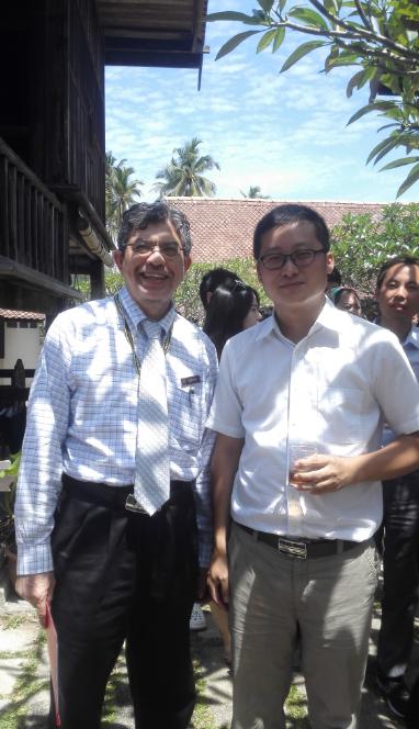 马来西亚苏丹再纳阿比丁大学校长
