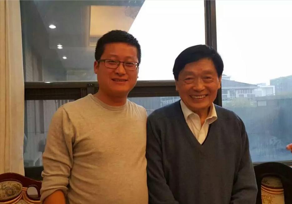 韩院长会见北京大学附属中学原校长赵钰林教授